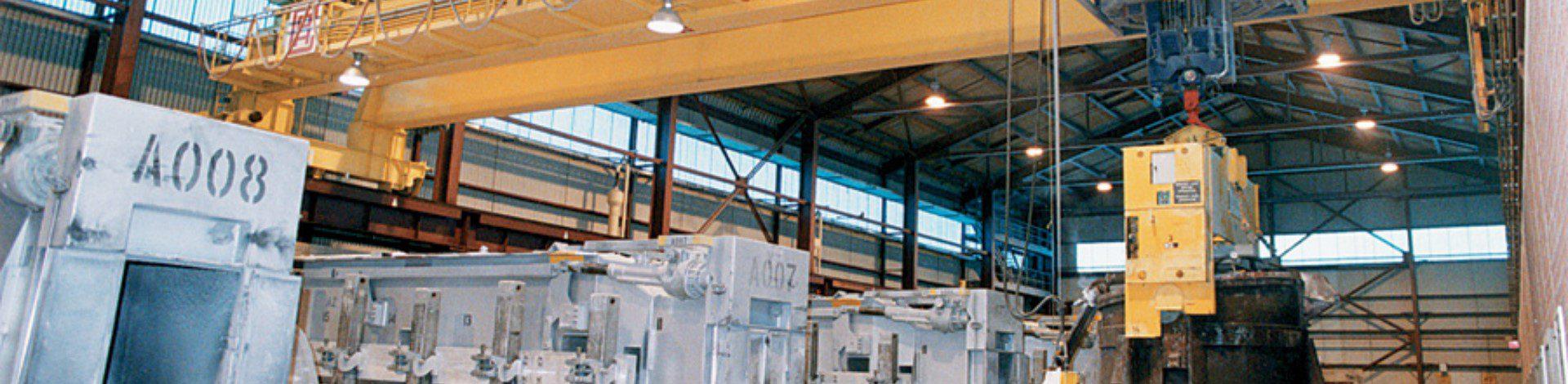 custom-made-overhead-crane-aluminium