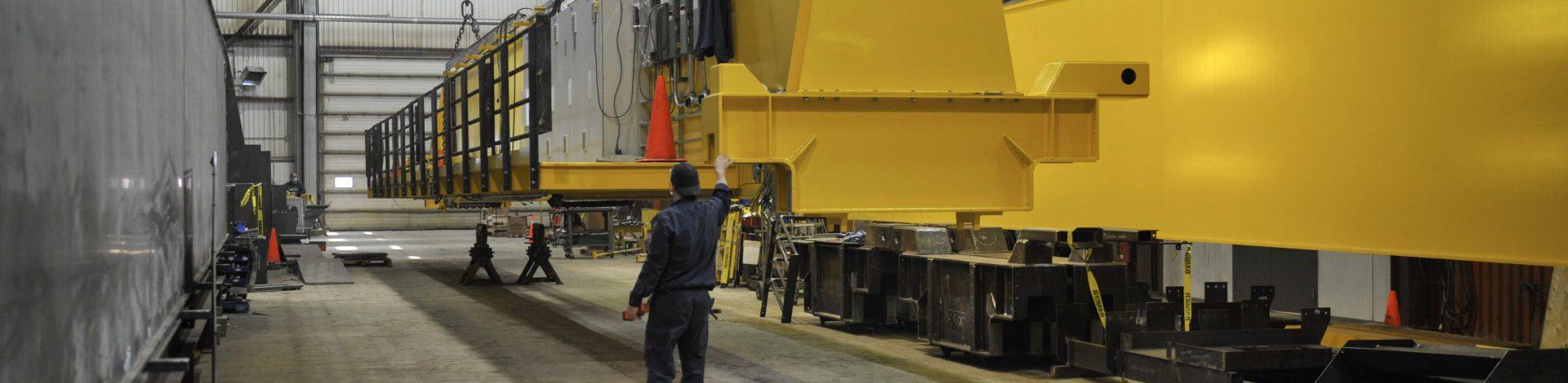 manufacturing-overheadcrane